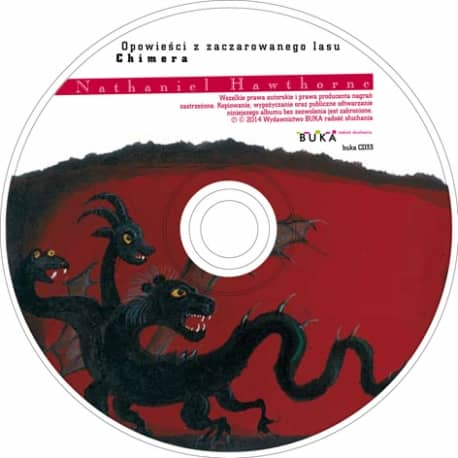 Opowieści z zaczarowanego lasu. Chimera / CD audio