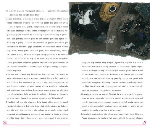 Opowieści z zaczarowanego lasu. Chimera