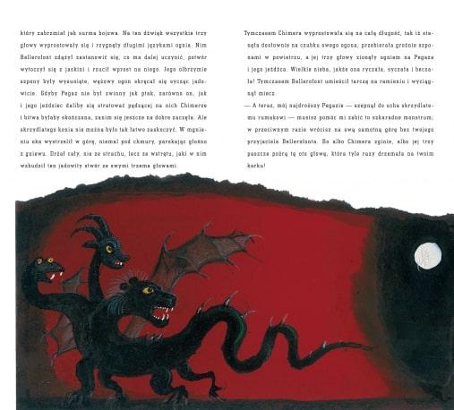 Opowieści z zaczarowanego lasu. Chimera / książka