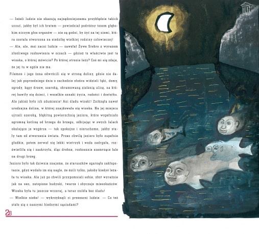 Opowieści z zaczarowanego lasu. Cudowny dzban / Mity greckie
