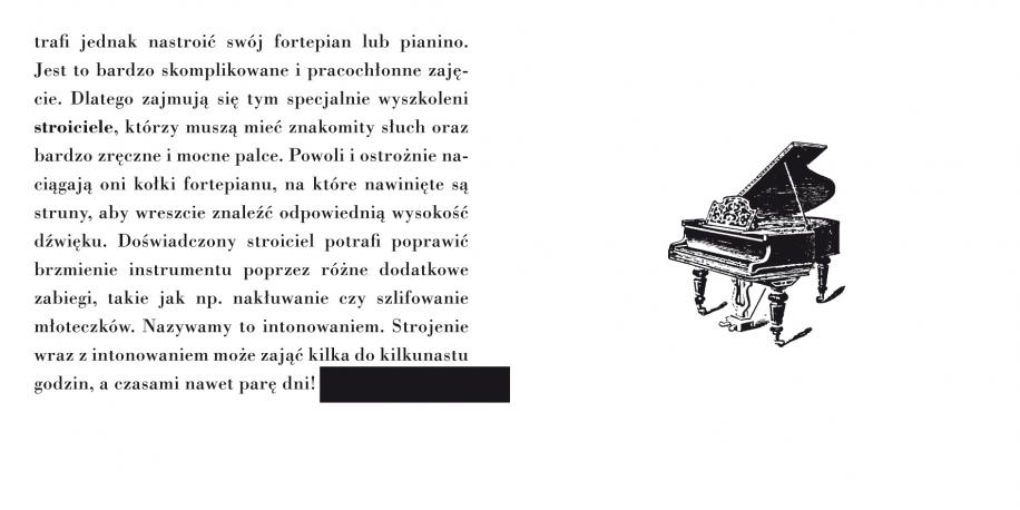 Jaśnie Pan Pichon. Rzecz o Fryderyku Chopinie / książeczka