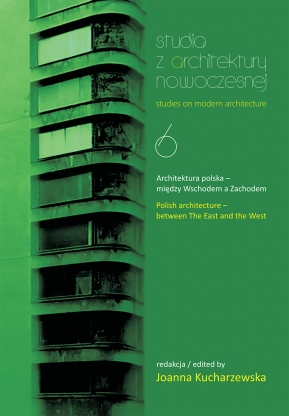 Studia z Architektury Nowoczesnej, tom 6