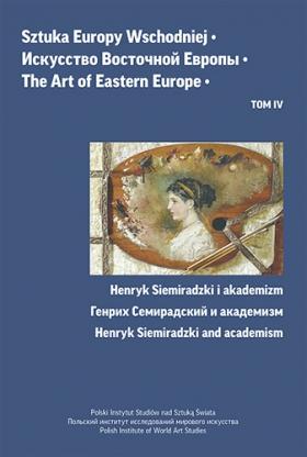 Sztuka Europy Wschodniej, t. 4