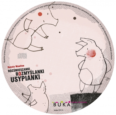 Rozśmieszanki Rozmyślanki Usypianki / CD audio