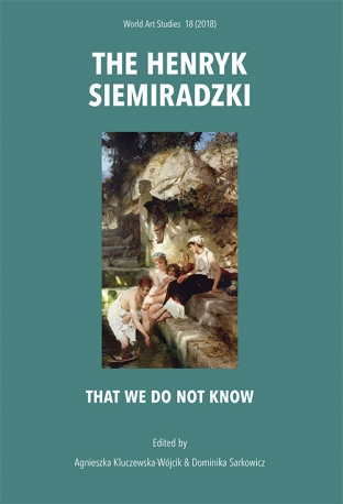 The Henryk Siemiradzki. That we do not know
