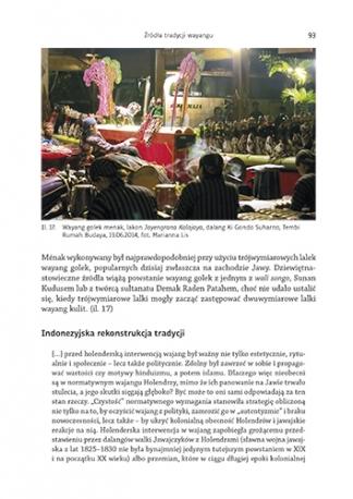 Wayang. Jawajski teatr cieni