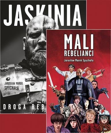 Mali Rebelianci + Jaskinia