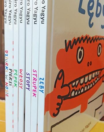 Seria Moje Ciało - 7 książek