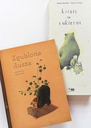 pakiet Joanna Concejo Zgubiona dusza + Książę w cukierni