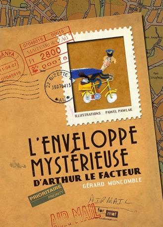L'enveloppe mystérieuse d'Arthur le facteur
