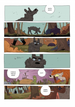 Bardzo dzika opowieść 2