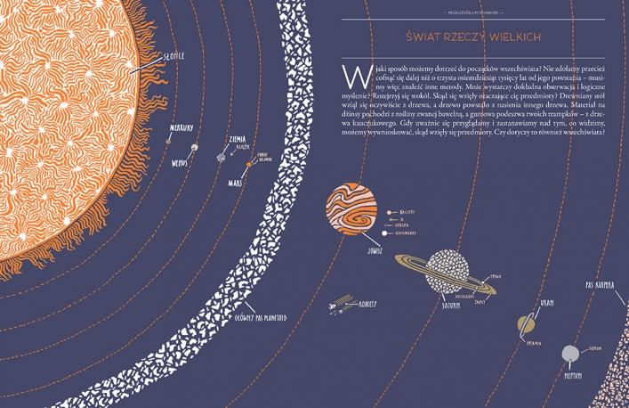 Kosmos. My i tajemnica nieskończoności