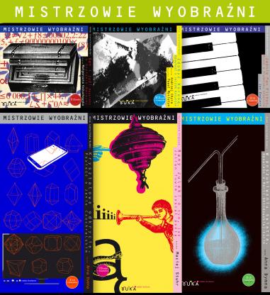 Mistrzowie wyobraźni / PAKIET 6 audiobooków