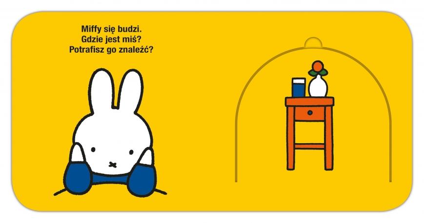 Dzień dobry, Miffy!
