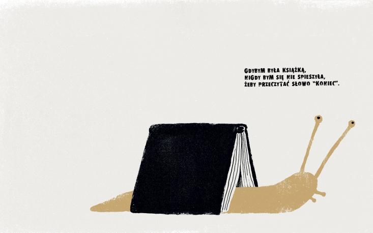 Gdybym była książką