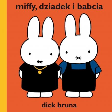 Miffy, dziadek i babcia