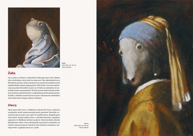 Wielka księga portretów zwierząt