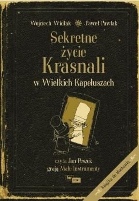 Sekretne życie Krasnali (audiobook)