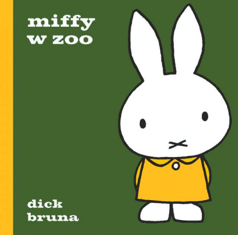 Miffy w zoo