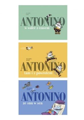 Antonino x 3